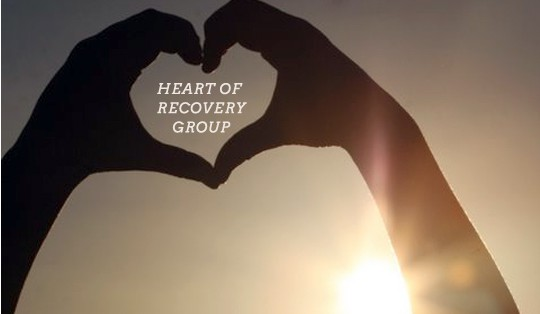 12 step support group heart of recovery