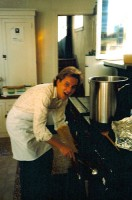 Guy Blume Cooking