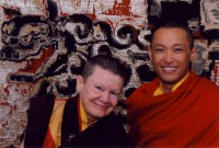 pema and sakyong of shambhala lineage
