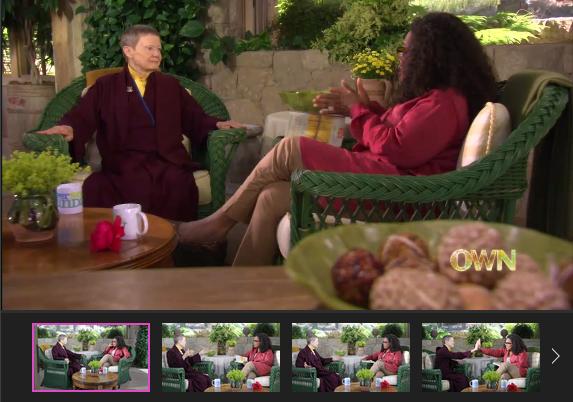 Pema Chodron on Oprah