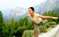 Yoga Instructor Heidi at Shambhala Los Angeles Mar Vista Venice Westside