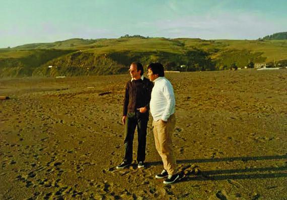 John Baker & Chogyam Trungpa Rinpoche