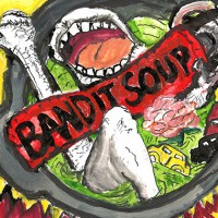 bandit soup album cover, artist bill bothwell
