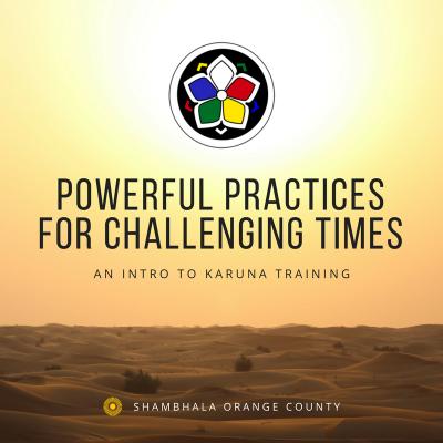 Intro to Karuna Training