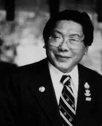 Chogyam Trungpa Rinpoche, Founder of Shambhala Meditation - Chögyam Trungpa