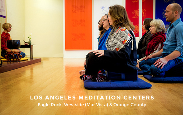 shambhala los angeles meditation center locations in eagle rock, marvista and orange county