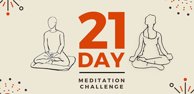 COMMIT TO SIT: 21-DAY SUMMER MEDITATION CHALLENGE