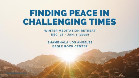 meditation retreat in los angeles